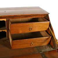 18th Century Italian Parquetry Bureau (5 of 8)