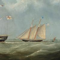 H.M.S. Topaze by George Mears (5 of 11)