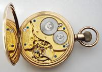 Antique 1912 Waltham Traveler Pocket Watch. (5 of 5)