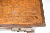 Antique Oak Lowboy (10 of 10)
