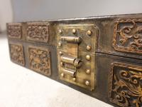 Attractive Early 20th Century Oriental Travelling Case (2 of 4)