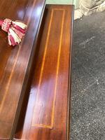 Edwardian Inlaid Mahogany Writing Desk (5 of 10)