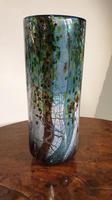 Michael Harris Signed 'Undercliff' Cylinder Vase (3 of 6)