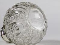 Victorian Silver Collared Perfume Bottle (4 of 4)