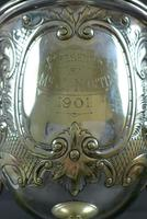 Silver Plated Derby Wednesday Football Challenge Cup (14 of 16)