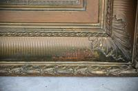 Large Gilt Frame Wall Mirror (9 of 10)