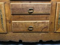 18th Century Low Cherry Wood Enfilade 'TV Stand' (6 of 21)