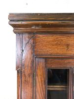 19th Century Oak Two Stage Bookcase (5 of 11)