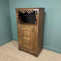 17th Century Oak Country House Antique Cupboard (6 of 7)