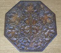 Anglo Indian Hand Carved Hardwood Table (6 of 6)