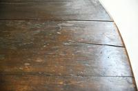 Rustic Oak Drop Leaf Dining Table (12 of 12)