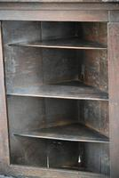 Georgian Oak Corner Cupboard (9 of 12)