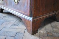 George I Walnut Double Dome Bookcase on Chest (5 of 10)