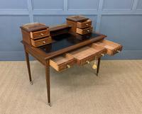 Edwards & Roberts Inlaid Mahogany Writing Desk (16 of 20)