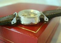 Vintage Ladies Omega Wrist Watch 1968 17 Jewel Steel Case Serviced FWO (6 of 12)