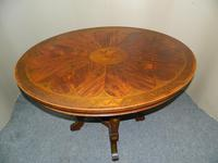 Outstanding Mahogany Centre Table (8 of 8)
