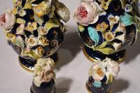 Most Attractive Pair of Late 19th Century Coalbrookdale Perfume Bottles (6 of 6)