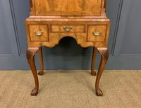 Burr Walnut Cupboard on Stand (6 of 15)