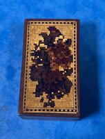 Rosewood & Mosaic Tunbridge Ware Box (12 of 12)