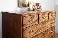 Handsome Early Victorian Chest of Drawers (4 of 14)