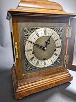 19th Century Walnut Mantle Clock (3 of 6)