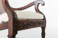 Pair of 19th Century Anglo Indian Plantation Chairs (7 of 8)