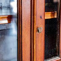 Edwardian Glazed Bookcase (7 of 7)