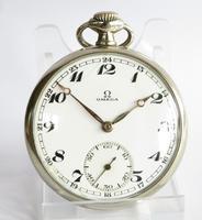 1932 Omega Pocket Watch (2 of 5)
