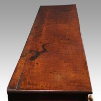 George III Oak Pot Board Dresser Base (11 of 13)