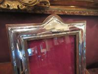 Pair of George V Period Silver Photo Frames (4 of 8)
