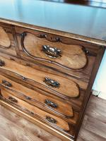 Edwardian Mahogany Chest of Drawers (13 of 13)