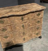 Early 19th Century Bleached Walnut Commode Chest of Drawers (4 of 13)
