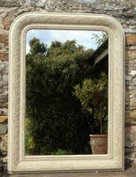 Antique Painted French Mirror (3 of 6)