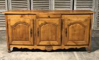 French Early Cherry Wood Sideboard