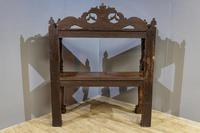 Carved Victorian Buffet (9 of 9)
