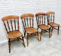 Set of 4 Windsor Kitchen/Dining Chair (2 of 6)