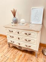 French Antique Style Drawers / Parquet Chest of Drawers / Louis XV Style Drawers (2 of 10)