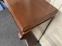 Mahogany Open Bookcase (9 of 11)