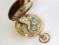 1920s Trojan pocket watch by Armand Jeanneret (4 of 5)