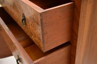Antique Burr Walnut  Chest on Cabinet (8 of 12)