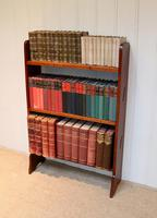 Solid Oak Graduated Bookshelves (4 of 8)