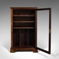 Antique Music Cabinet, English, Rosewood, Display Case, Victorian c.1900 (3 of 12)