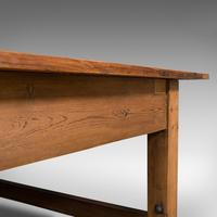 Antique Boulangerie Table, French, Pine, Shop, Bakery, Display, Victorian c.1880 (10 of 12)