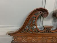 Chippendale Style Mahogany Mirror (4 of 6)