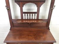 Antique Mahogany Hall Stand (5 of 10)
