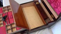 Victorian Ladies Sewing Box & Writing Slope (10 of 16)
