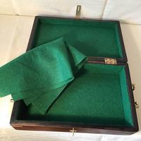 Antique Victorian Campaign Collectors Box (6 of 6)