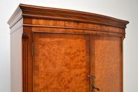 Antique Georgian Style Burr Walnut Cabinet (6 of 11)