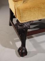 Early 20th Century Shapely Wing Chair (5 of 5)