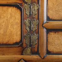 Antique Korean Burr Elm Cabinet (6 of 8)